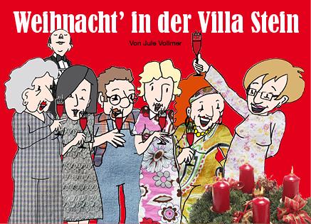 Weihnacht in der Villa Stein